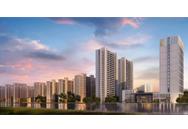 兴隆融创城一期2#地块住宅公寓及1#地块农贸市场石材幕墙工程