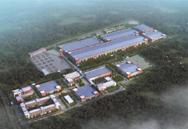 热烈庆祝我公司成功中标山东莱芜豪驰新能源商用车建设项目幕墙工程